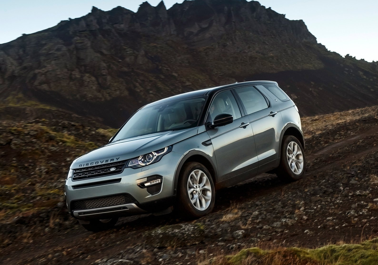 Lleg el land rover discovery sport