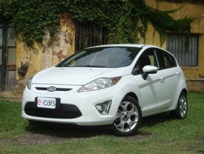TEST DRIVE: Ford Fiesta Kinetic Design