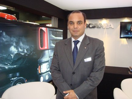 José Mannucci, director general Scania Argentina