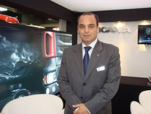Jos� Mannucci, director general Scania Argentina