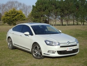 TEST DRIVE: Citroën C5 1.6 THP Exclusive
