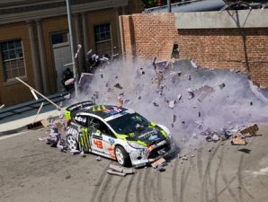 VIDEO: Ken Block's Gymkhana Four