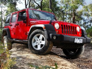 TEST DRIVE: JEEP Wrangler Unlimited Sport 3.8 Mtx