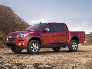 La Chevrolet Colorado debut� en Tailandia