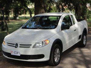 TEST DRIVE: VW Saveiro 1.6 Pack Seguridad