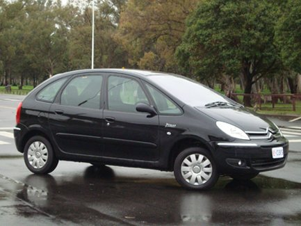 TEST DRIVE: Citroën Xsara Picasso 1.6 Exclusive