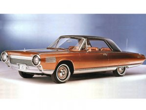 Chrysler Turbine Car 1963