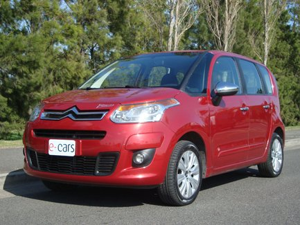 TEST DRIVE: Citro�n C3 Picasso 1.6 Exclusive