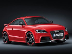 Audi presenta el TT RS Plus