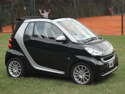 Contacto: smart fortwo cabrio
