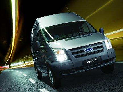 Ford Transit fue elegida van del ao