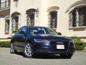 TEST DRIVE: Audi A6 2.8 FSI Multitronic