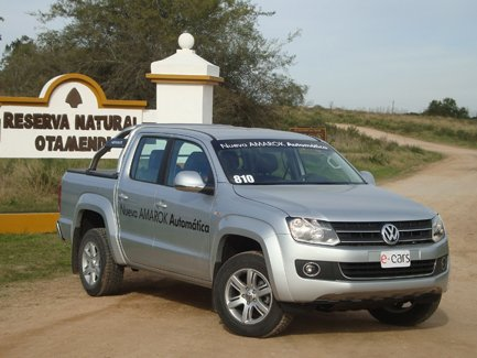 TEST: VW Amarok AT 2.0 4Motion Highline Pack 4x4