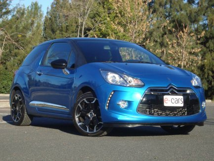 TEST DRIVE: Citroën DS3 Sport Chic