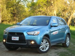 TEST DRIVE: Mitsubishi Outlander Sport 4x4 GLS AT