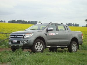 TEST DRIVE: Ford Ranger 3.2 TDI 4x4 Limited