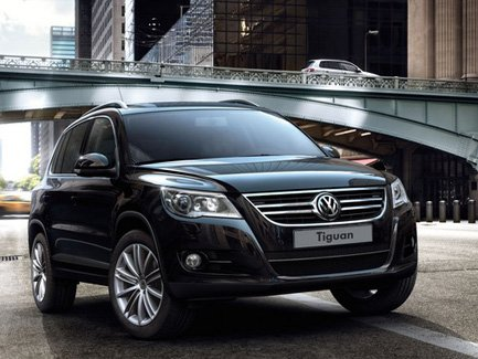test drive vw tiguan 2 0 tsi exclusive mt cars. Black Bedroom Furniture Sets. Home Design Ideas