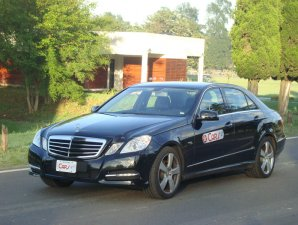 TEST: Mercedes-Benz E 250 CGI City Avantgarde