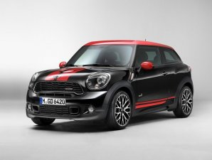 MINI Paceman John Cooper Works en Europa