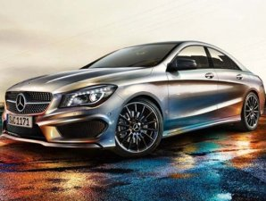 Mercedes-Benz CLA: primeras imgenes oficiales
