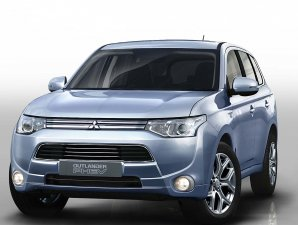 Mitsubishi lanza el Outlander hbrido en Japn