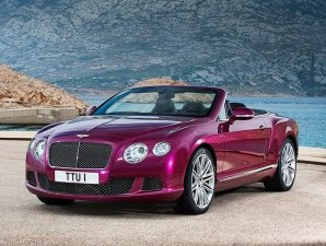Nuevo Continental GT Speed Convertible