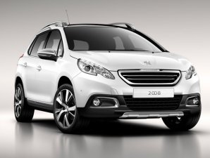 2008 el nuevo crossover de Peugeot