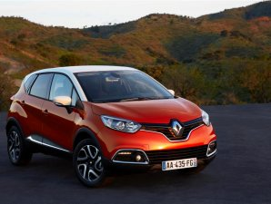 Captur: el nuevo Crossover de Renault