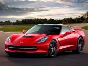 Saln de Detroit: Chevrolet Corvette Stingray