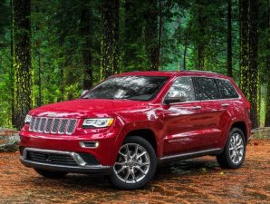  Nuevos Jeep Grand Cherokee, Compass y Patriot