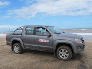 Contacto: VW Amarok AT 4Motion Highline Pack 4x4
