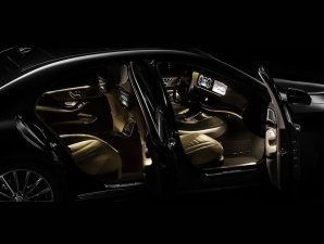 Mercedes-Benz devela el interior del Clase S 2014