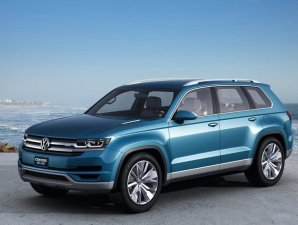 Volkswagen estudia producir el CrossBlue