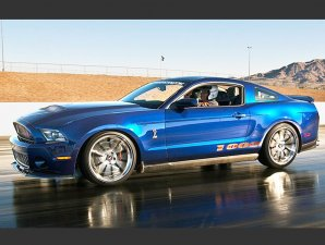 Ford presenta la versin ms potente del Mustang