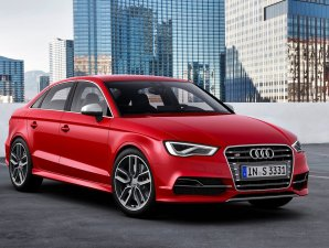 Audi presenta en Europa el A3 Sedn