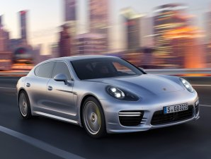 Porsche Panamera 2014