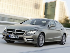 Mercedes-Benz present el nuevo CLS 350 AT Sport