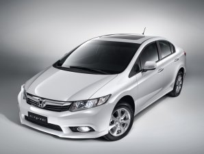 Honda Argentina presenta el Civic 2013