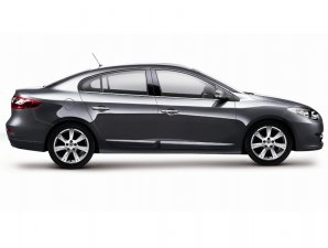 El Renault Fluence agrega equipamiento