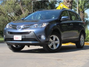 Toyota present la nueva RAV4