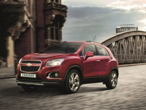 Chevrolet anticipa la llegada del SUV Tracker