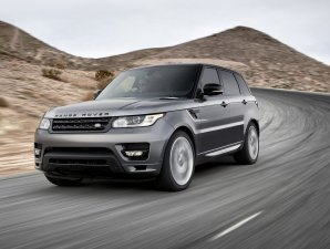 Land Rover lanzar un Range Rover hbrido
