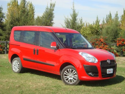 TEST DRIVE: Fiat Dobló Active 1.4 Pack Family