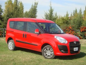 TEST DRIVE: Fiat Dobl� Active 1.4 Pack Family