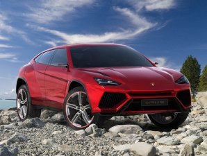 Lamborghini fabricar el SUV Urus en 2017