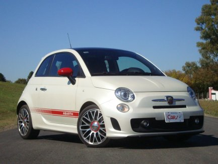 TEST DRIVE: Fiat 500 Abarth