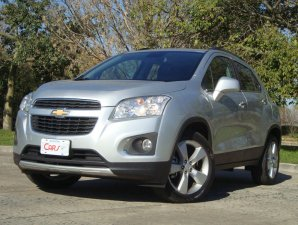 TEST DRIVE: Chevrolet Tracker 1.8 LTZ+ AWD
