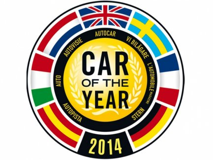 Candidatos al Car of the Year 2014