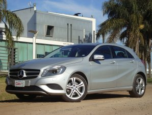 TEST DRIVE: Mercedes-Benz A 200 Urban AT