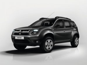Renault Duster 2014: restyling